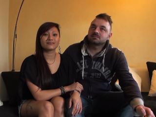 Couple amateur filmé à la maison_2