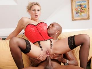 Sodomie en black pour madame_1