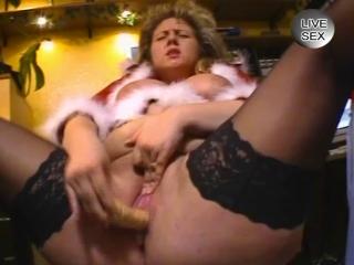 La mère Noël et ses godes_1