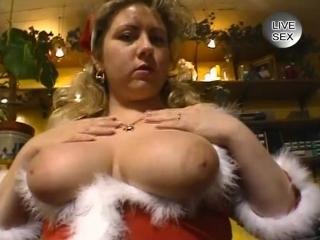 La mère Noël et ses godes_2